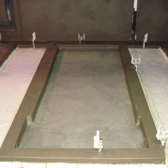 Sigillatura piscine, vasche e acquari